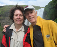 Gary Abrams and Jane Werner